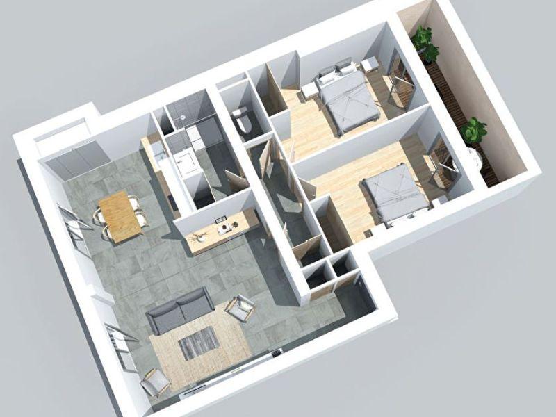 Vente appartement Bordeaux 485000€ - Photo 4