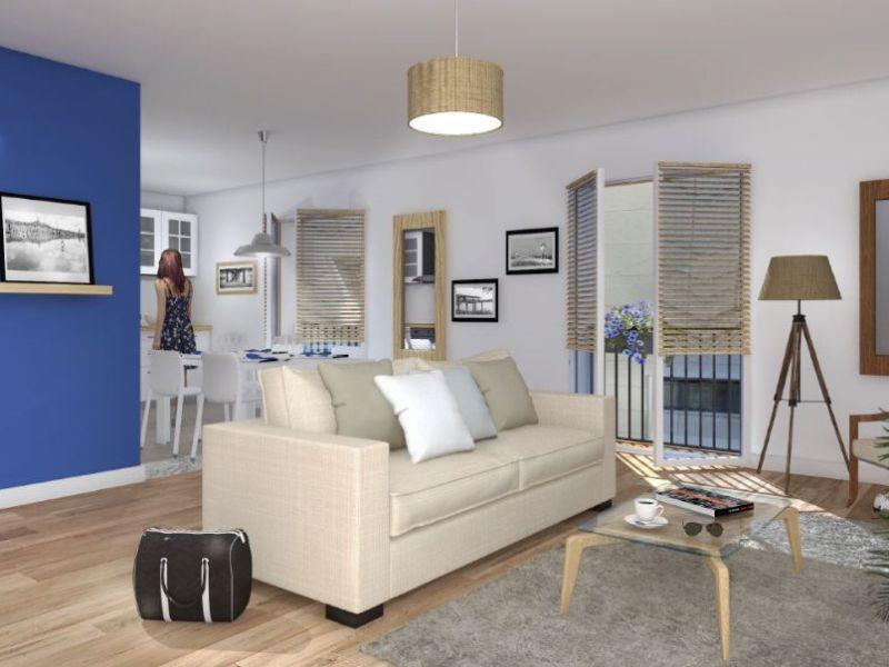 Appartement Bordeaux 3 pièce(s) 71.84 m2
