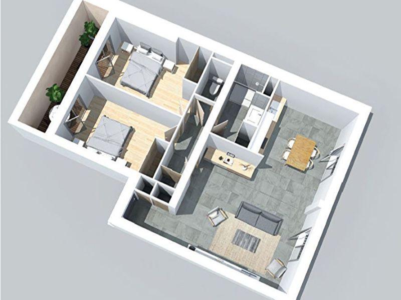 Vente appartement Bordeaux 466000€ - Photo 4