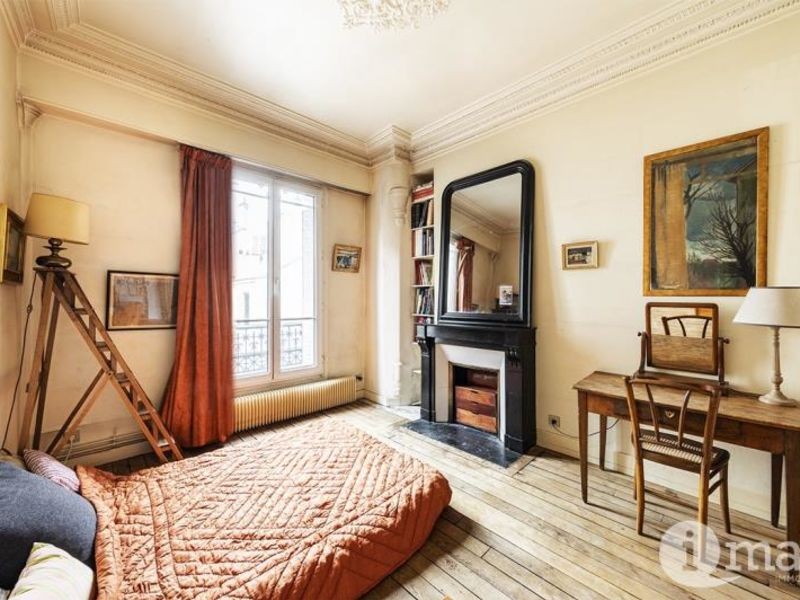 Sale apartment Asnieres 645000€ - Picture 4