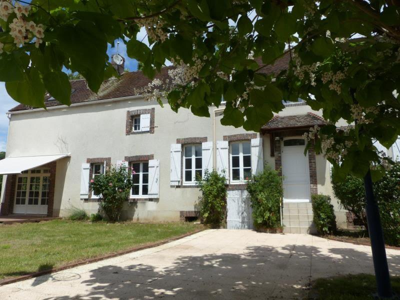 Vente maison / villa Brienon sur armancon 189000€ - Photo 1