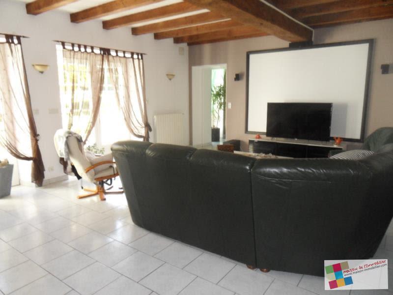 Sale house / villa St fort sur le ne 288900€ - Picture 9