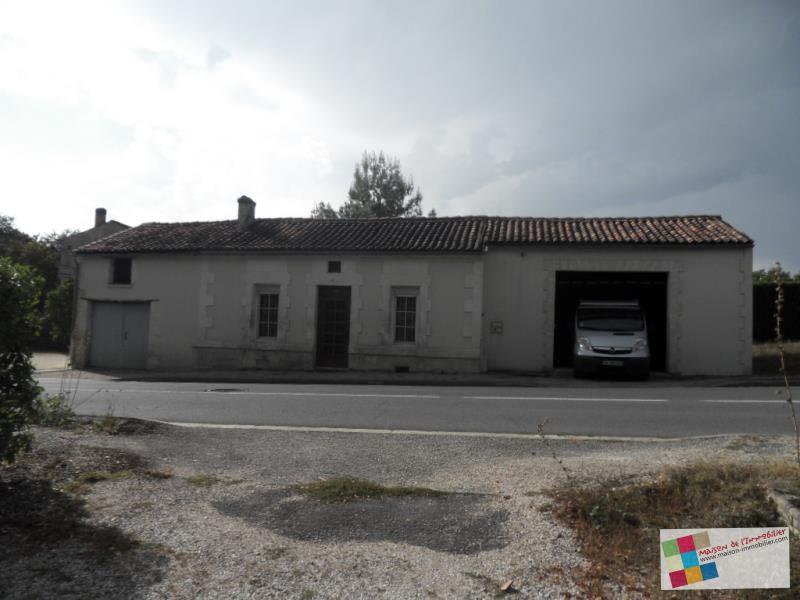 Vente maison / villa St brice 107000€ - Photo 1