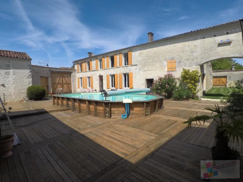 Sale house / villa Macqueville 267500€ - Picture 1