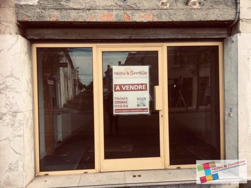 Sale building Cognac 192600€ - Picture 1