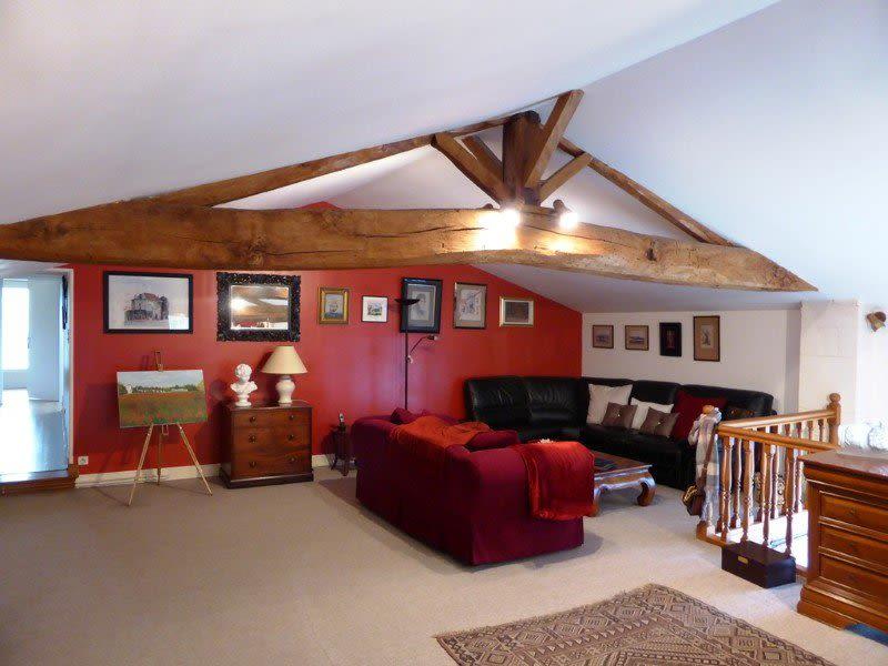 Vente maison / villa Graves 397500€ - Photo 9
