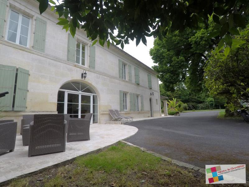 Vente maison / villa Salles d angles 477 000€ - Photo 1