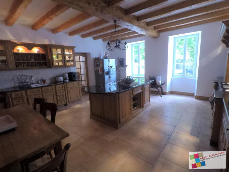 Vente maison / villa Salles d angles 477 000€ - Photo 4