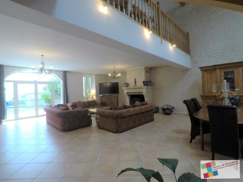 Vente maison / villa Salles d angles 477 000€ - Photo 5