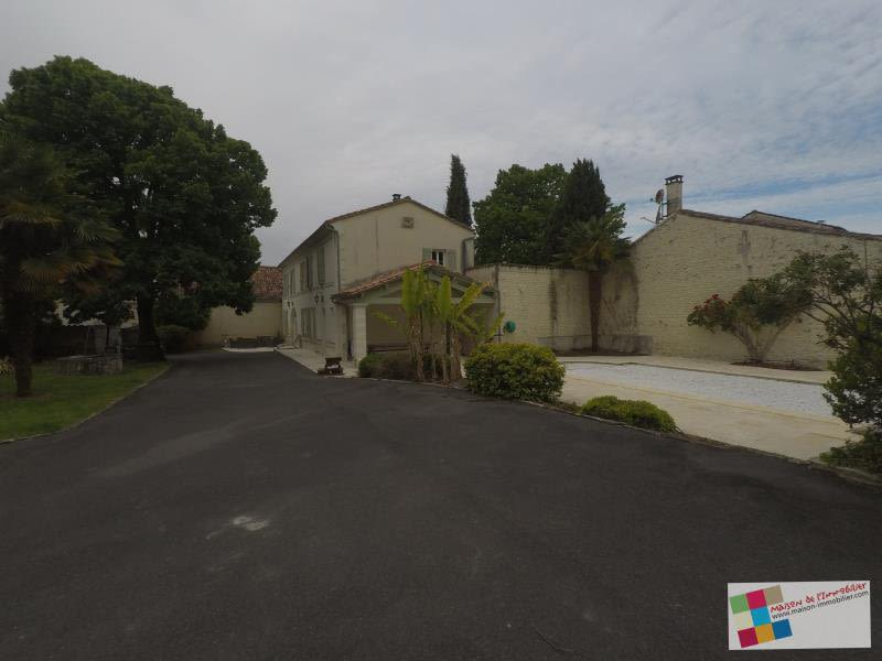 Vente maison / villa Salles d angles 477 000€ - Photo 6