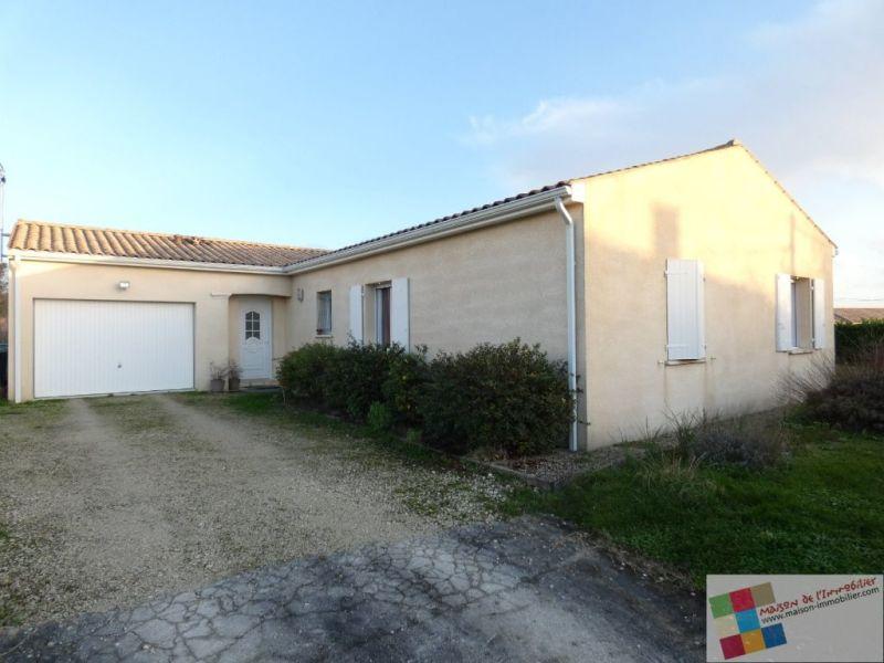 Sale house / villa Cherac 192600€ - Picture 1