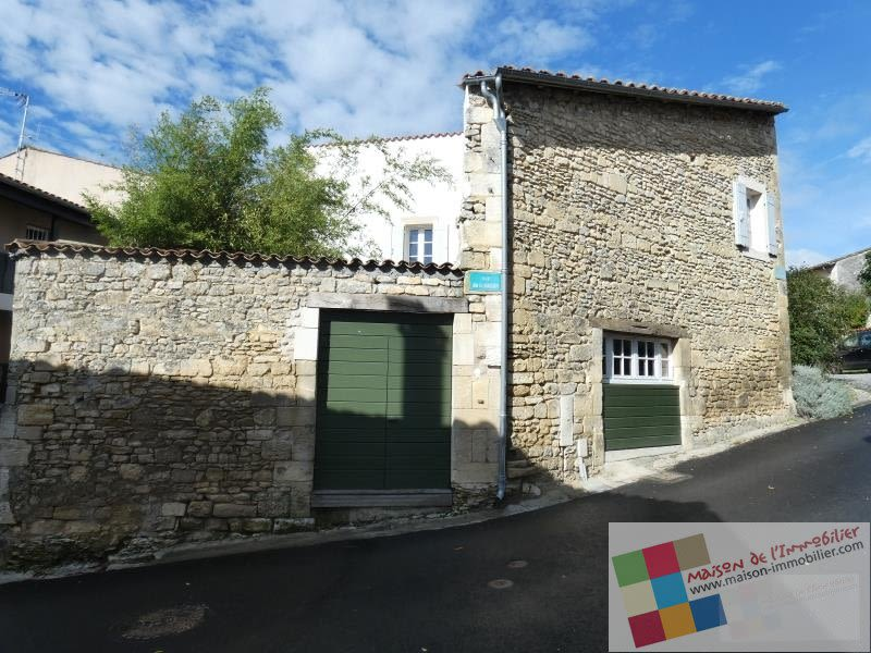Sale house / villa Saint sauvant 256800€ - Picture 4