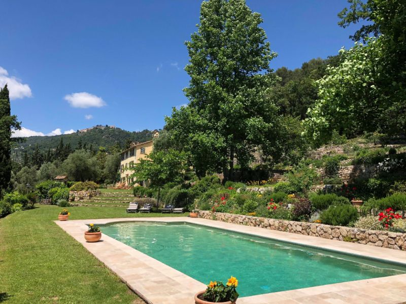 Deluxe sale house / villa Cabris 1300000€ - Picture 1