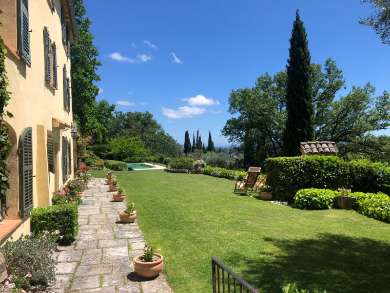 Deluxe sale house / villa Cabris 1300000€ - Picture 2