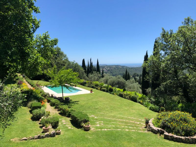 Deluxe sale house / villa Cabris 1300000€ - Picture 4