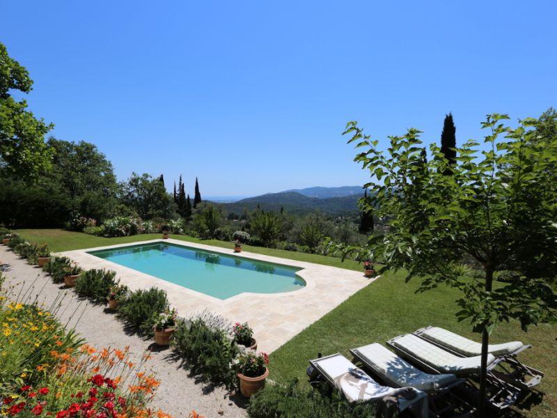 Deluxe sale house / villa Cabris 1300000€ - Picture 5