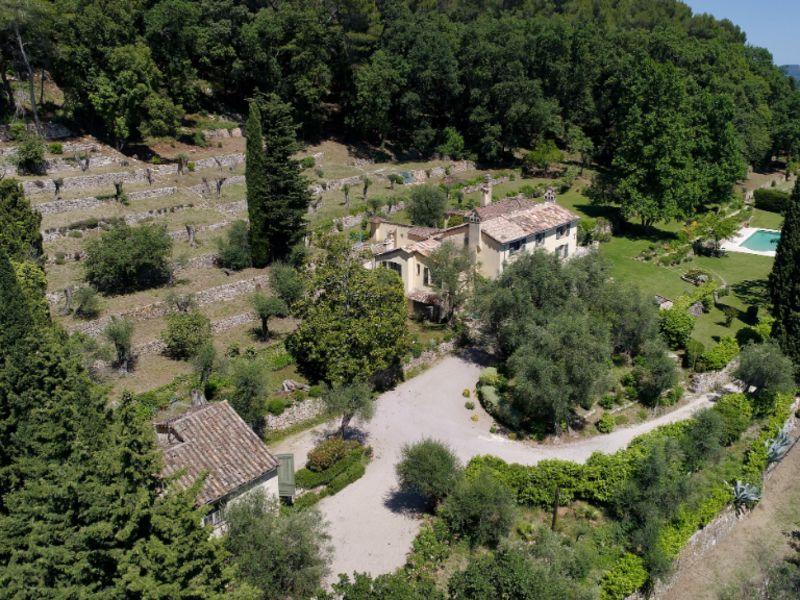 Deluxe sale house / villa Cabris 1300000€ - Picture 14