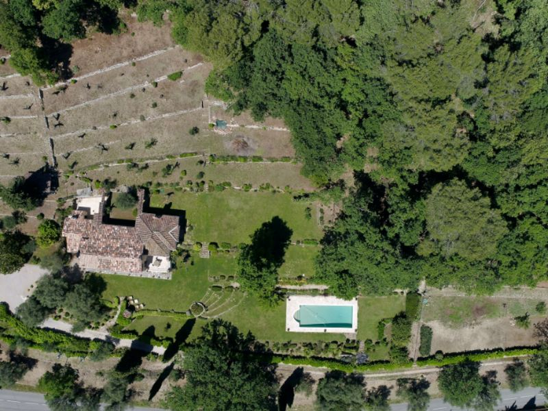 Deluxe sale house / villa Cabris 1300000€ - Picture 15