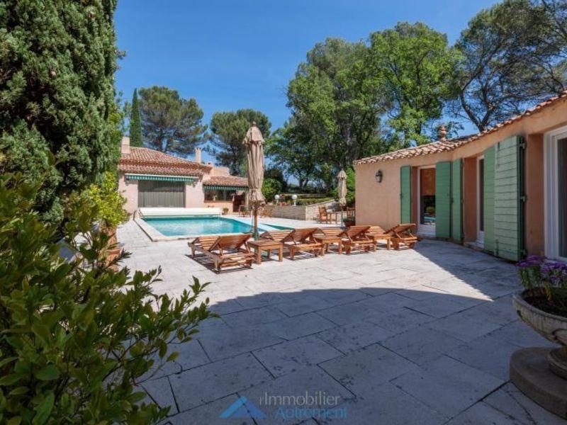 Verkoop van prestige  huis Le tholonet 1980000€ - Foto 4
