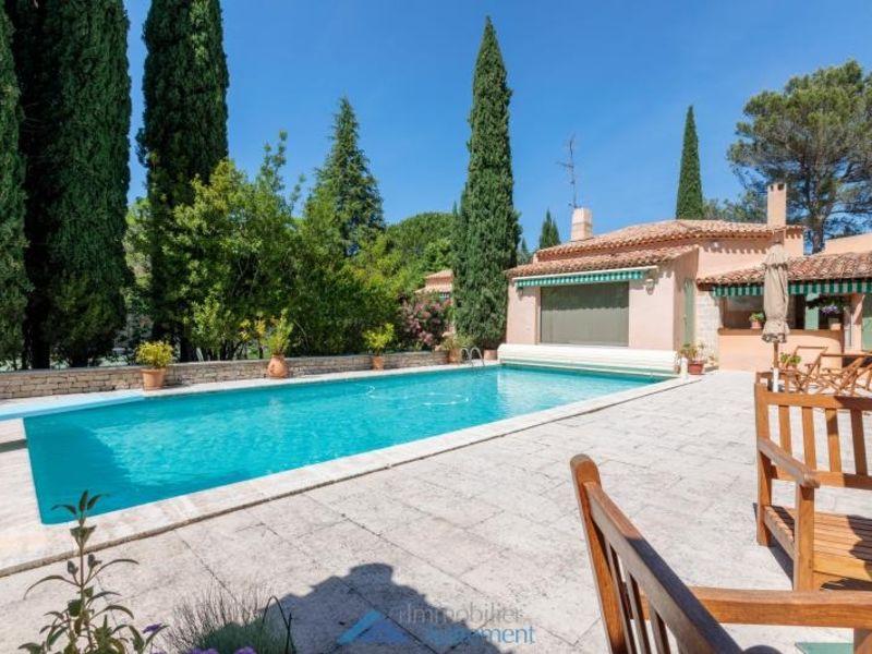 Verkoop van prestige  huis Le tholonet 1980000€ - Foto 5