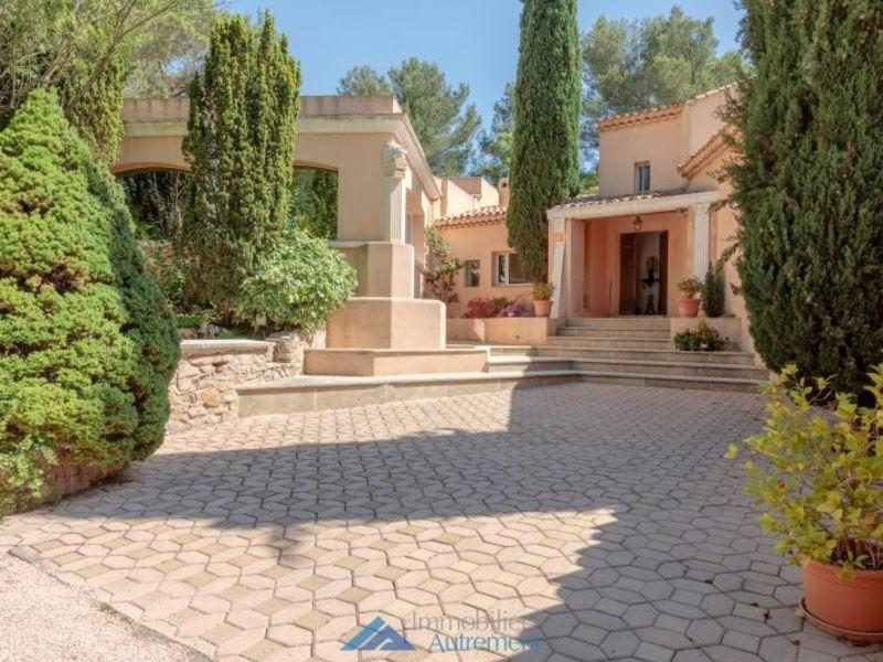 Verkoop van prestige  huis Le tholonet 1980000€ - Foto 7