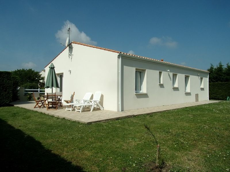 Vacation rental house / villa Saujon  - Picture 14