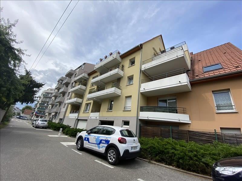 Location appartement Strasbourg 667€ CC - Photo 1