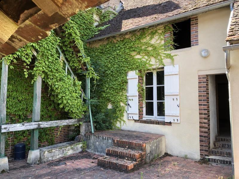 Sale house / villa Villiers st benoit 98500€ - Picture 1