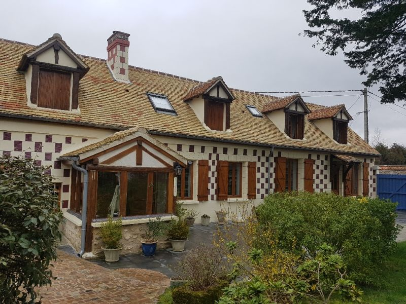 Vente maison / villa Lommoye 495 000€ - Photo 1