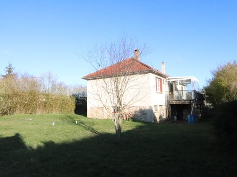 Sale house / villa Marcilly sur eure 159 000€ - Picture 1