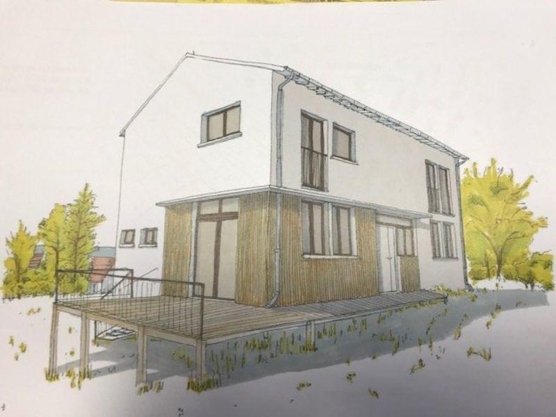 Vendita terreno Villennes sur seine 570000€ - Fotografia 4