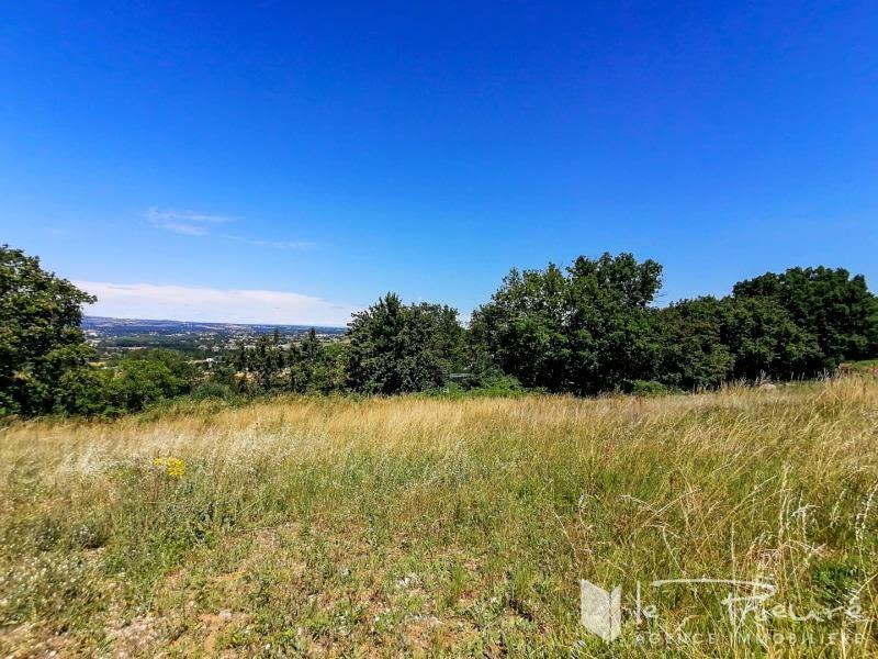Verkoop  stukken grond Puygouzon 125000€ - Foto 2