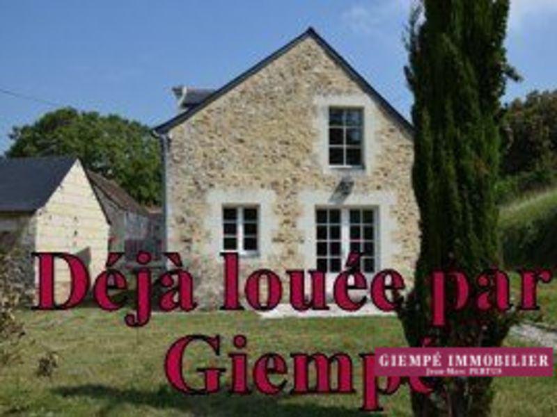 Rental house / villa Échemiré 705€ CC - Picture 1