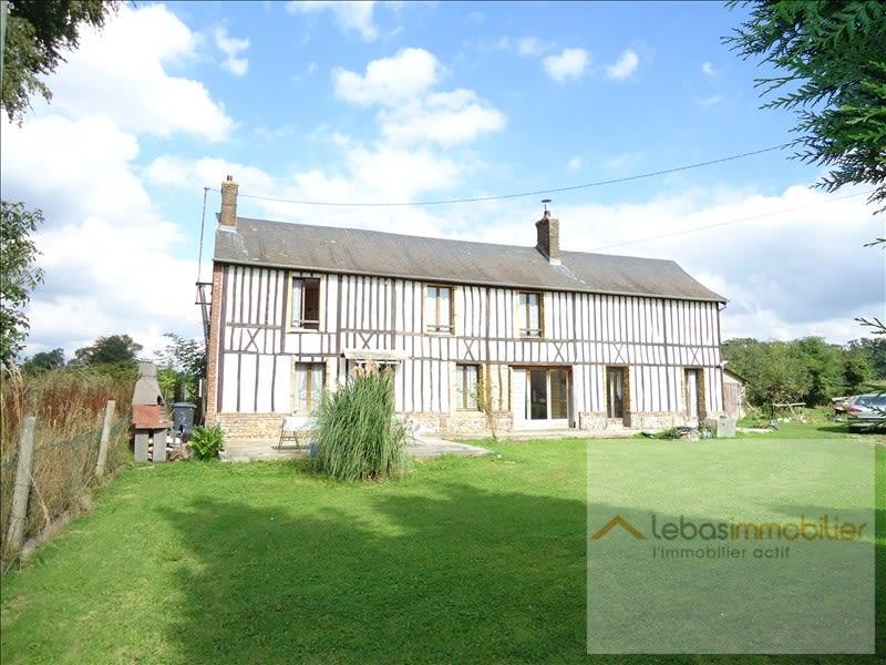 Vente maison / villa Fauville en caux 98000€ - Photo 1