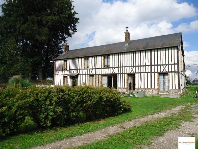 Vente maison / villa Fauville en caux 98000€ - Photo 5