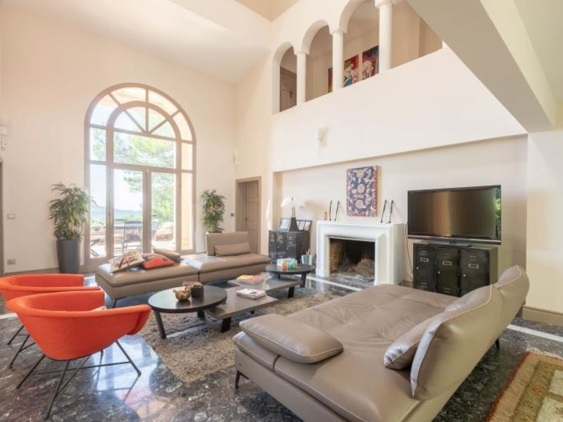 Deluxe sale house / villa Le tholonet 1360000€ - Picture 2