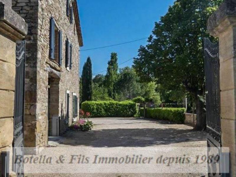 Vente de prestige maison / villa Uzes 429900€ - Photo 1