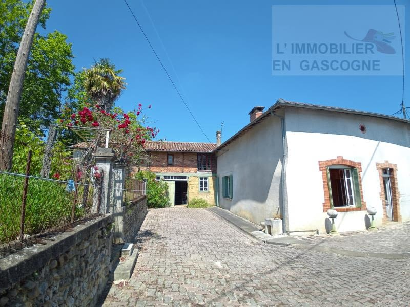 Revenda casa Castelnau magnoac 97200€ - Fotografia 3