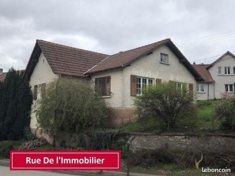 Vente maison / villa Goetzenbruck 79 000€ - Photo 1
