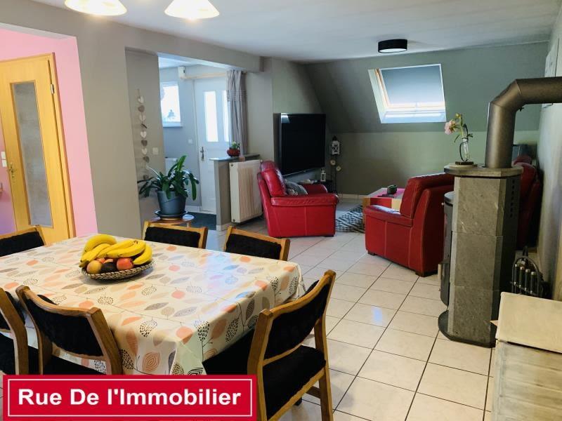 Vente maison / villa Drachenbronn birlenbach 265000€ - Photo 3