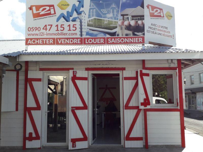 Location local commercial Le moule 650€ HC - Photo 4