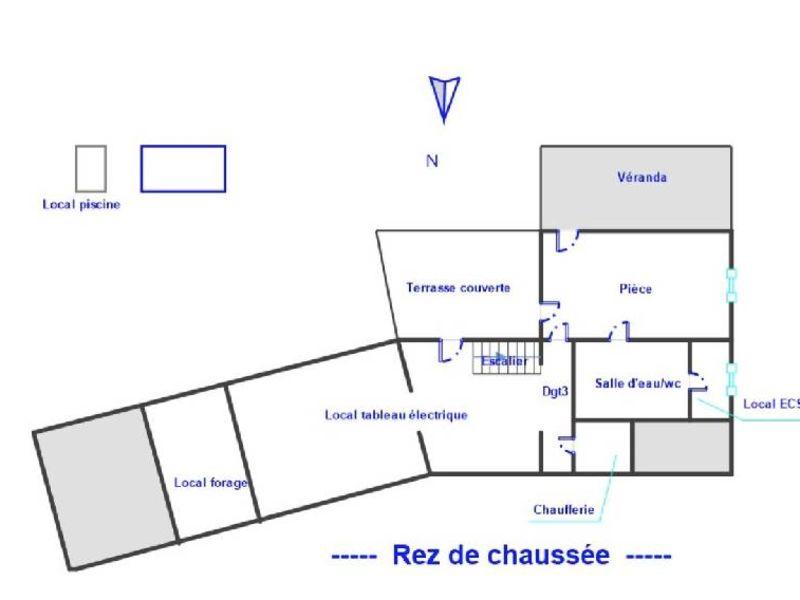 Venta  casa Montauroux 740000€ - Fotografía 8