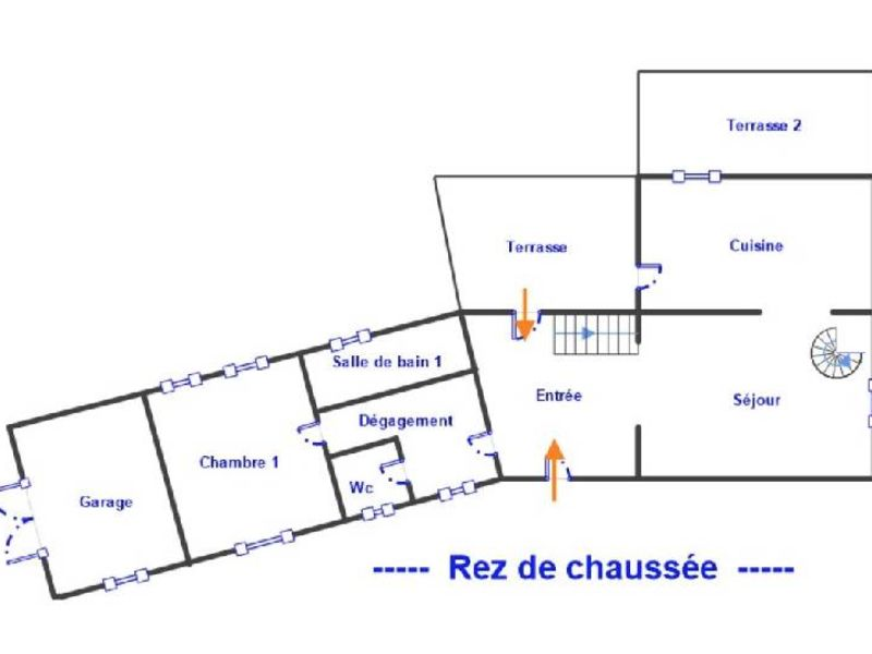 Venta  casa Montauroux 740000€ - Fotografía 10