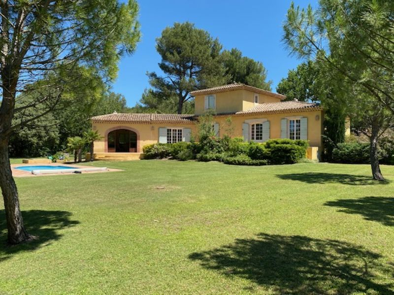 Sale house / villa Cabries 995 000€ - Picture 1