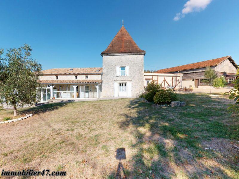 Vente maison / villa Laugnac 379000€ - Photo 3