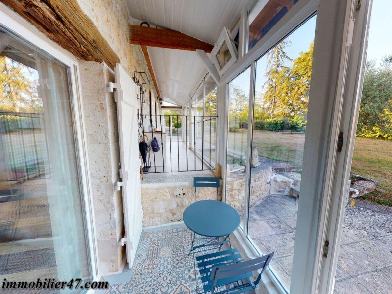 Vente maison / villa Laugnac 379000€ - Photo 8