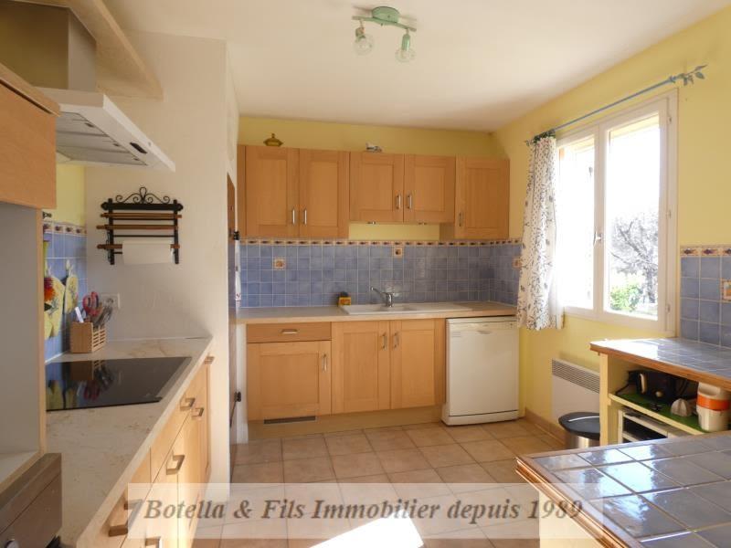 Vente maison / villa Goudargues 230000€ - Photo 4