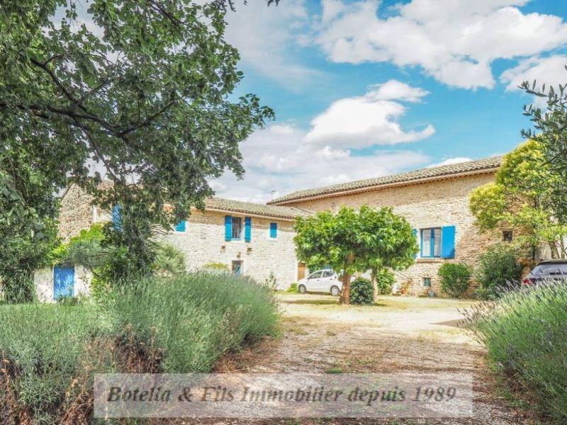 Vente de prestige maison / villa Uzes 675000€ - Photo 1
