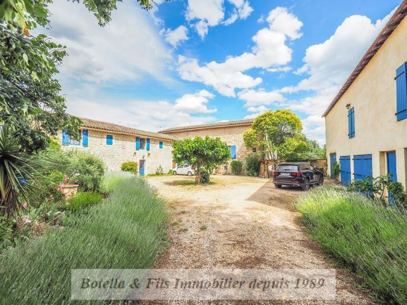 Vente de prestige maison / villa Uzes 675000€ - Photo 2