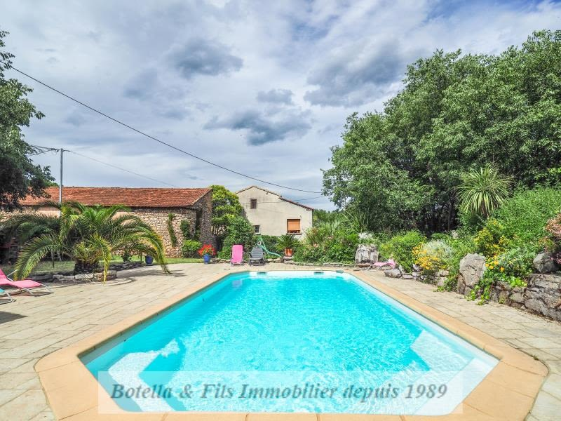Vente de prestige maison / villa Uzes 675000€ - Photo 4